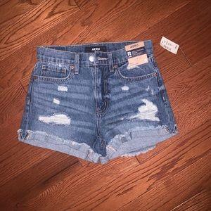 Aero mom shorts!
